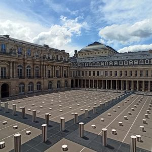 Visite guidée du Domaine du Palais-Royal
