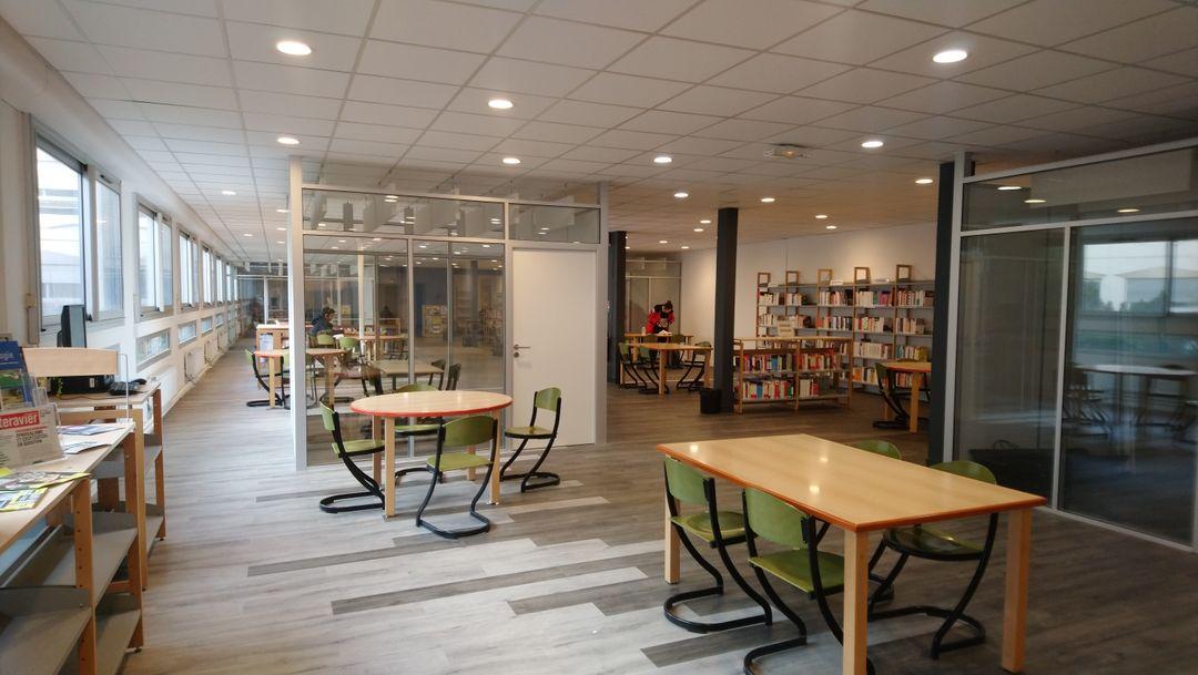 Bibliothèque de l'IUT de Sceaux