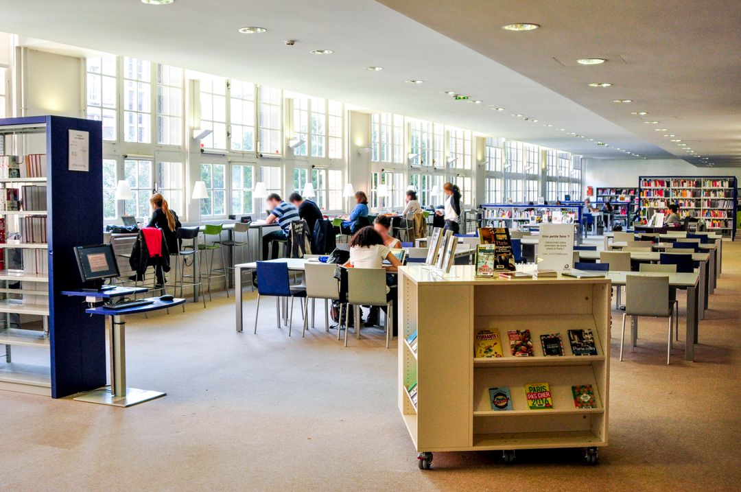 BSB - Bibliothèque Sainte-Barbe