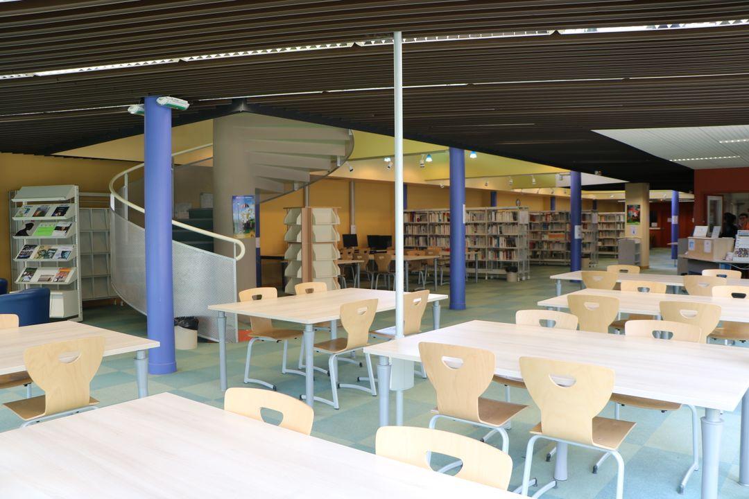 Bibliothèque IAE