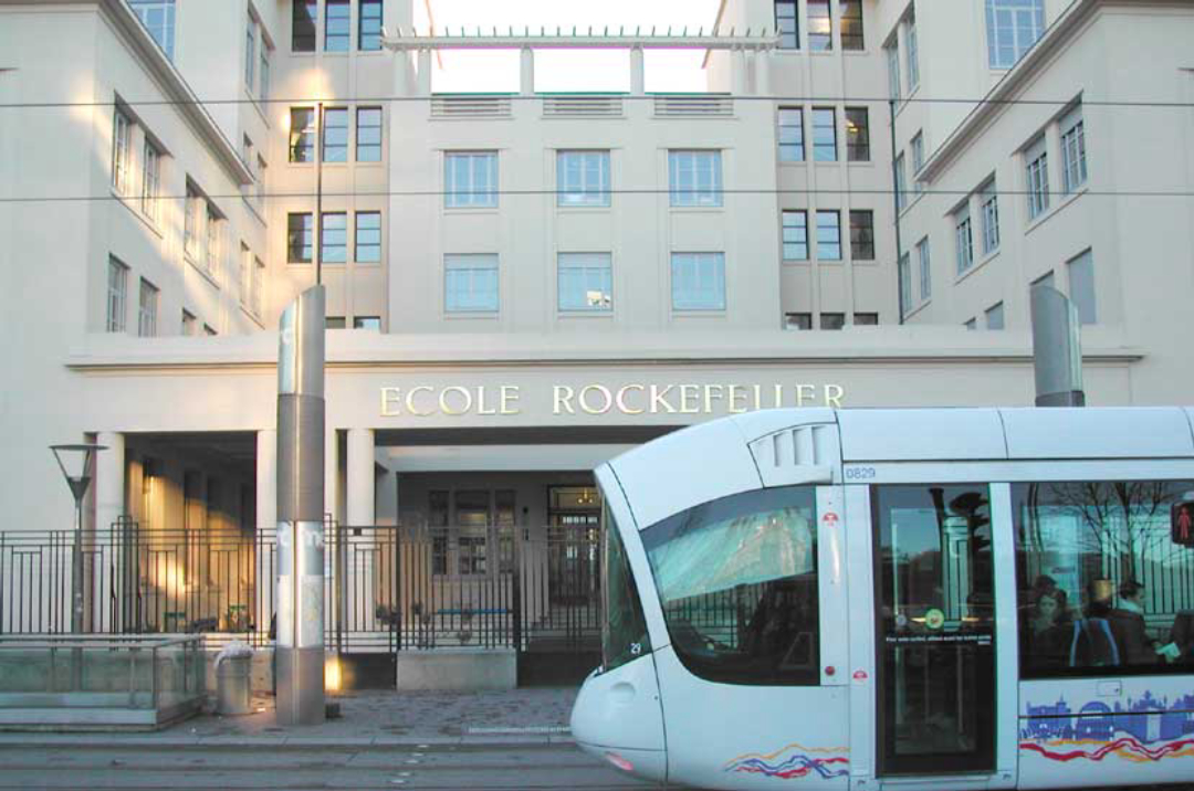 Ecole Rockefeller - CeRAN