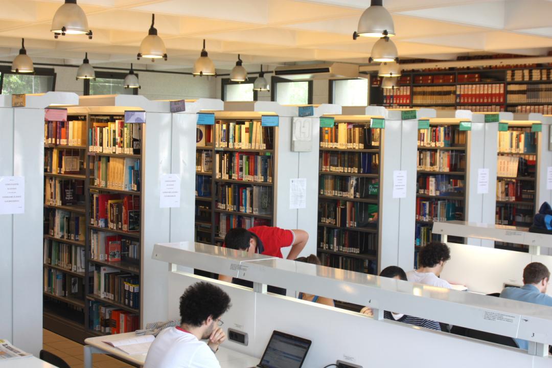 Biblioteca di Ingegneria