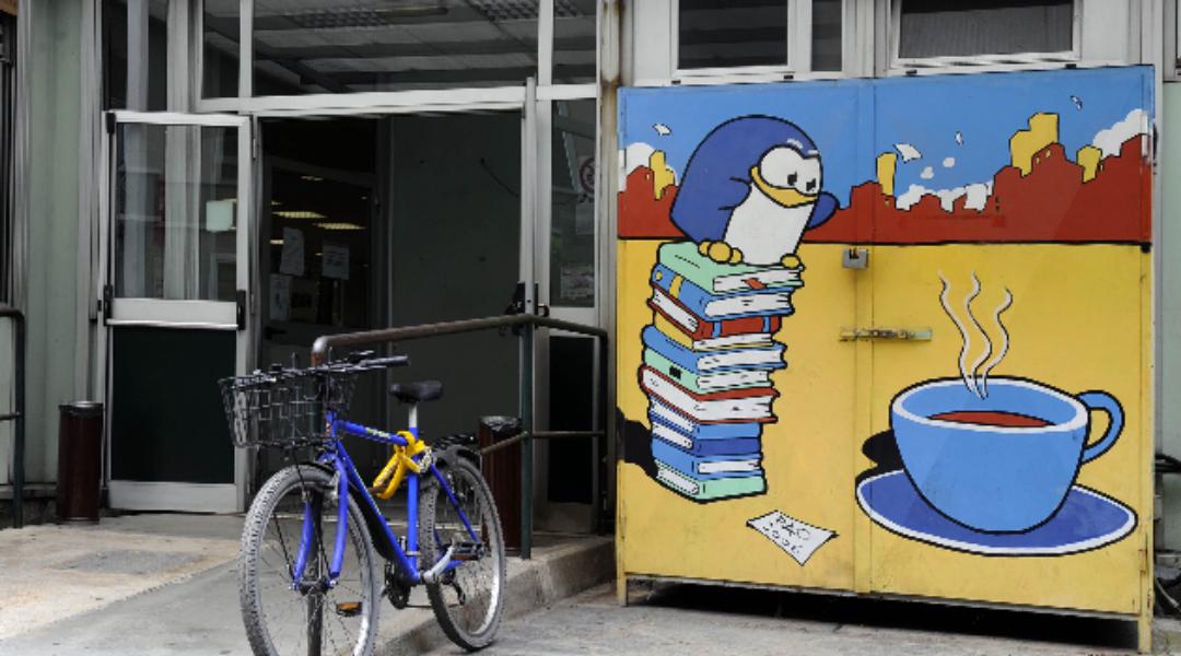 Biblioteca Calvairate