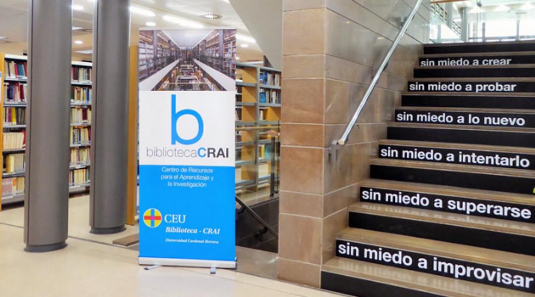 Biblioteca CEU UCH Valencia