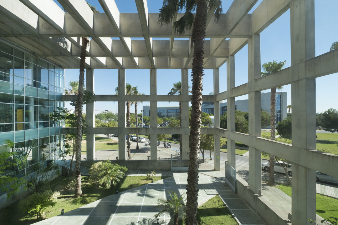 Biblioteca Campus Puerto Real