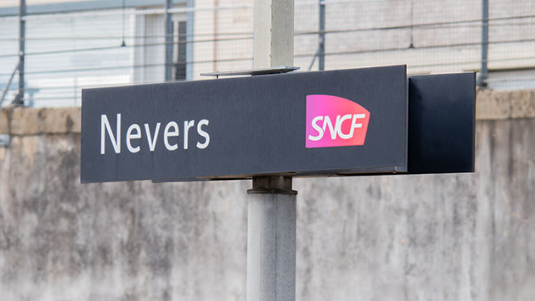 Gare de Nevers