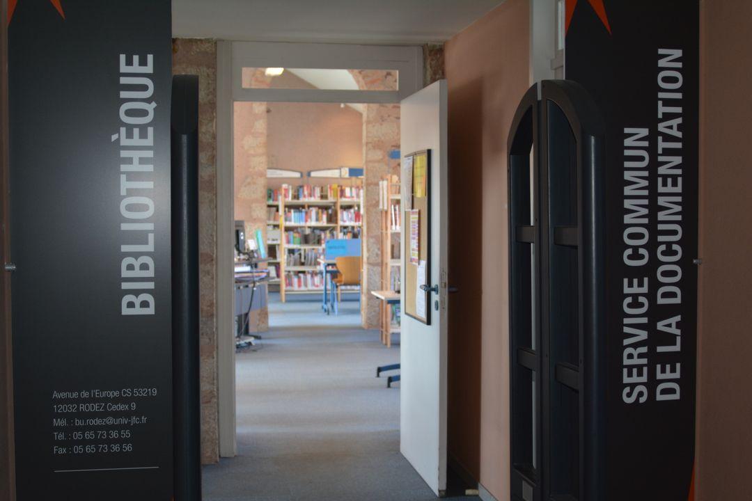 Bibliothèque universitaire de Rodez
