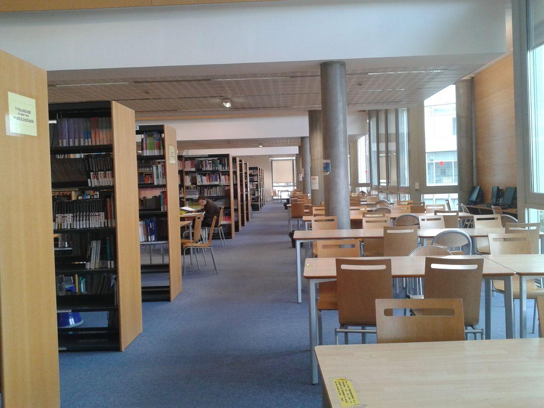 Bibliothèque Santé
