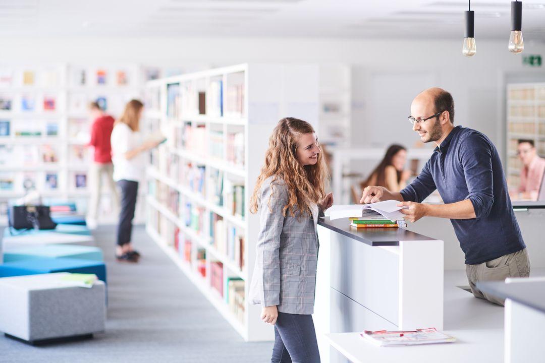 USL-B - Bibliothèque universitaire