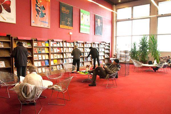 Bibliothèque d'étude et patrimoine