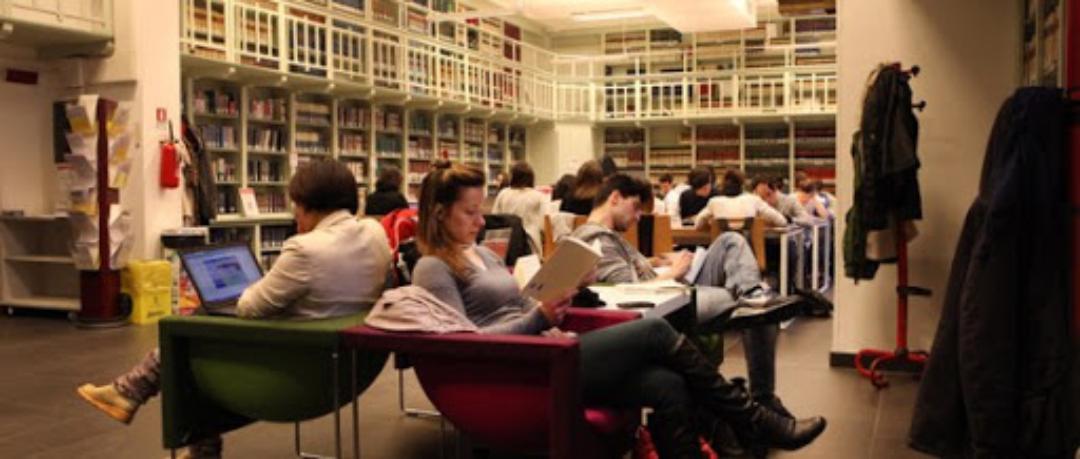"Biblioteca giuridica ""A. Cicu"""