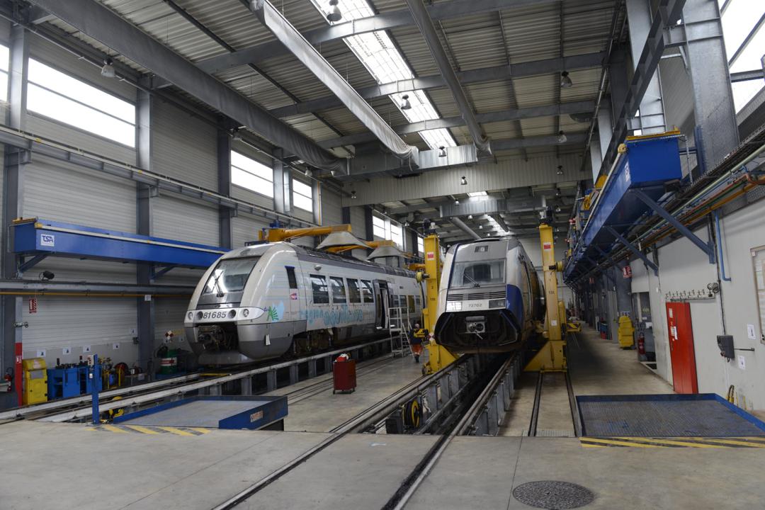 Technicentre SNCF de Limoges