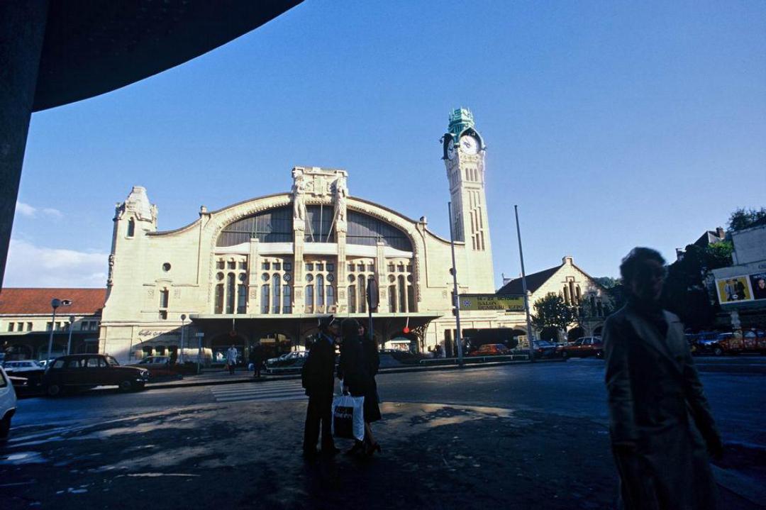 Rouen et ses gares