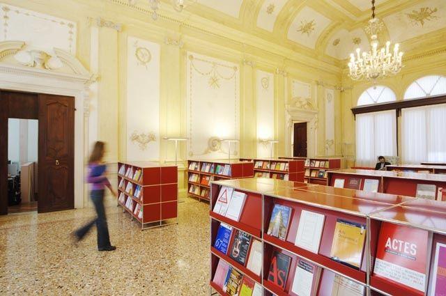 Biblioteca Ca' Borin
