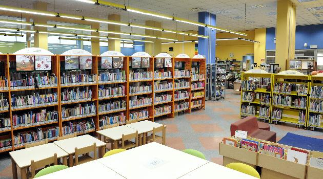 Biblioteca Tibaldi