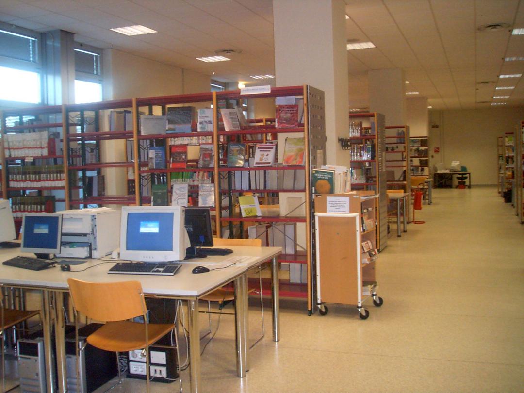 BibliotecaAgraria Goidanich