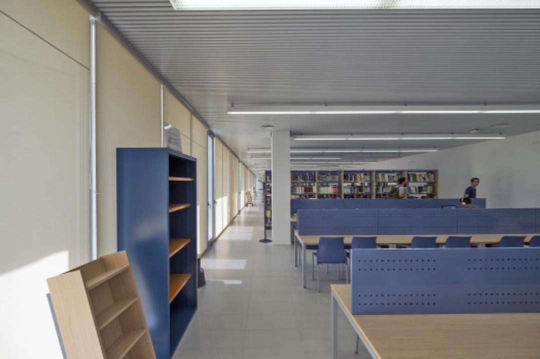 Biblioteca Ingeniería