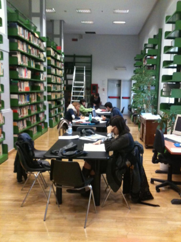 Biblioteca Minguzzi-Gentili