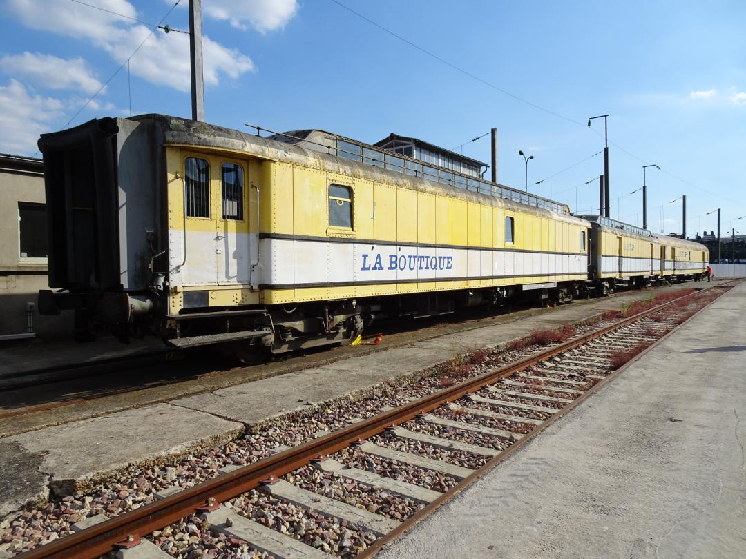 Centre de maintenance des trains EPTIC