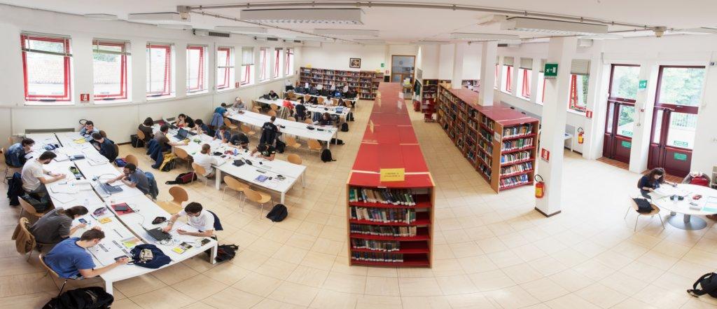 "Biblioteca di Chimica ""Cesare Pecile"""