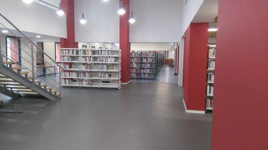 Bibliothèque Universitaire d'Albi