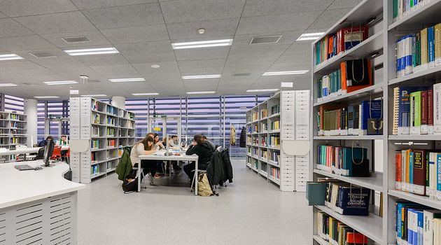 Biblioteca di Area Scientifica