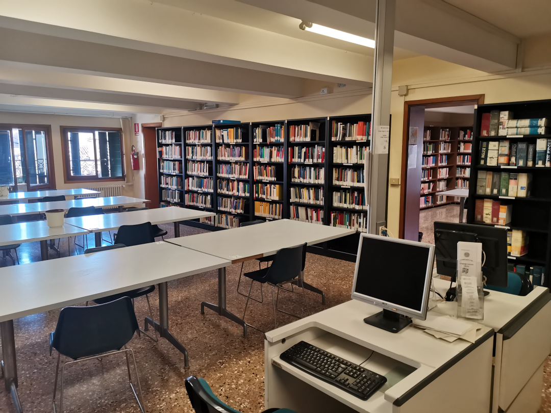 Biblioteca Area Linguistica Ca' Bembo