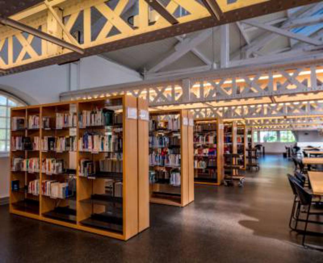 Bibliothèque Universitaire Le Creusot