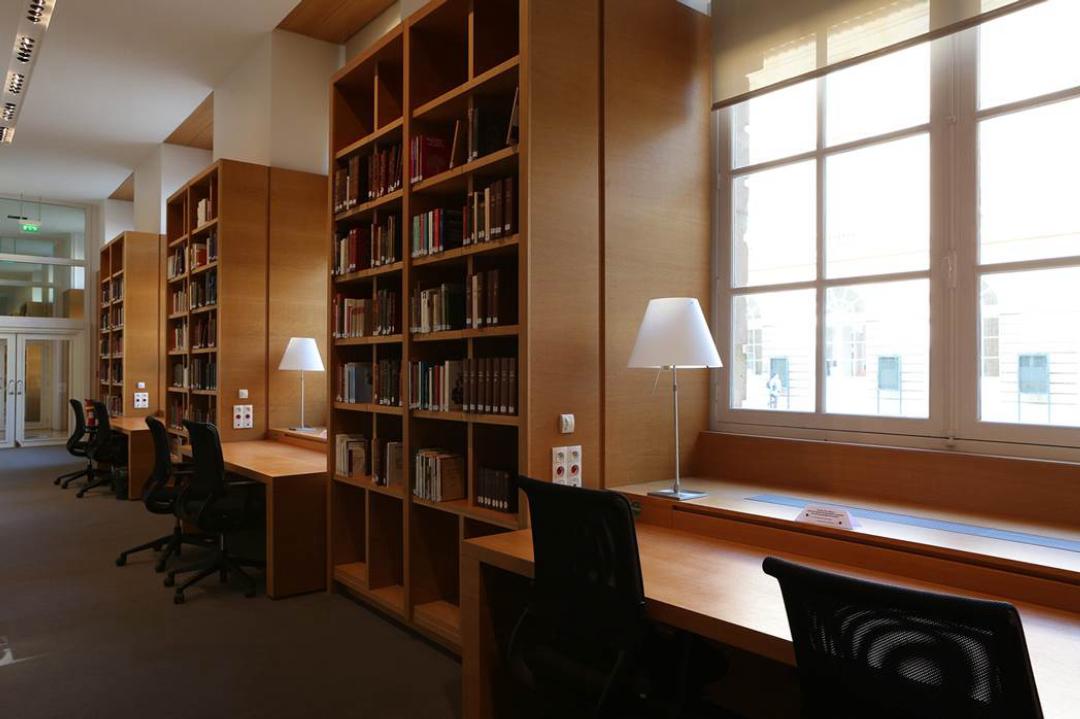 Bibliothèque Patrimoniale - Archives
