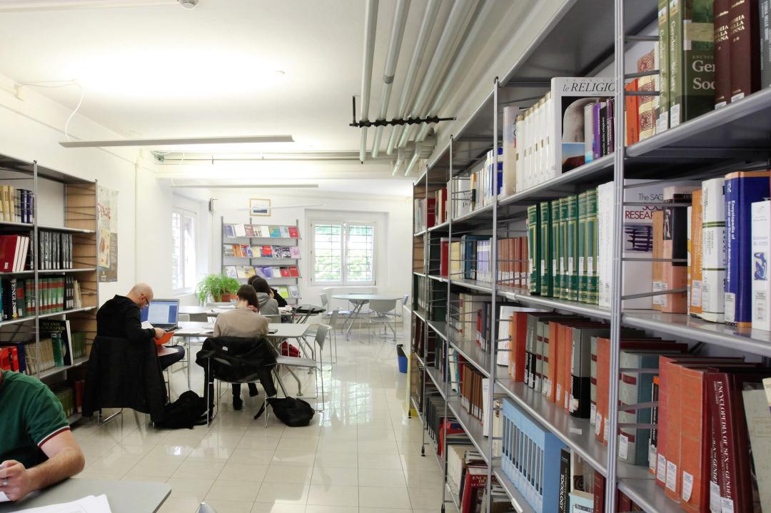 Biblioteca di Scienze dell'Educazione